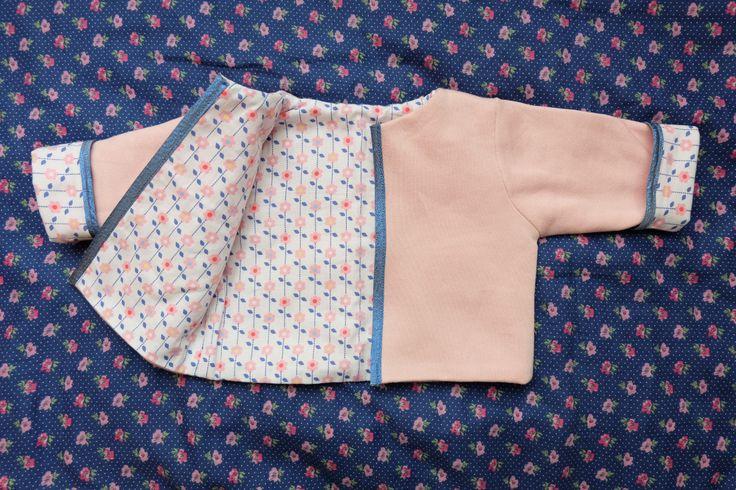La petite veste réversible France Duval Stalla – sunnyreve