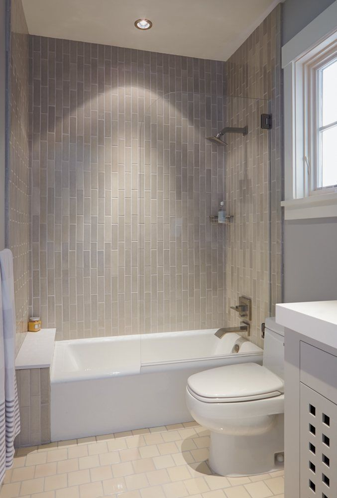 Subtle and Sophisticated Bathroom | Installation Gallery | Fireclay Tile