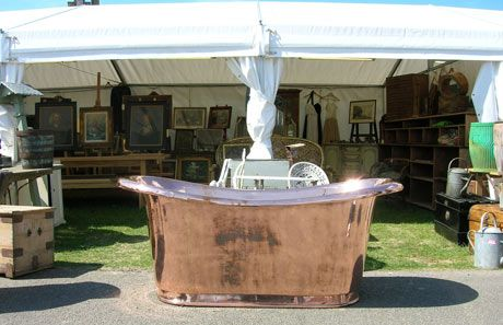 England's best vintage markets and antique fairs