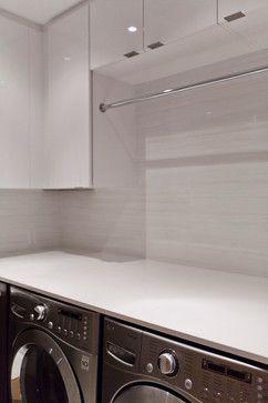 Modernist House - modern - laundry room - toronto - BiglarKinyan Design…