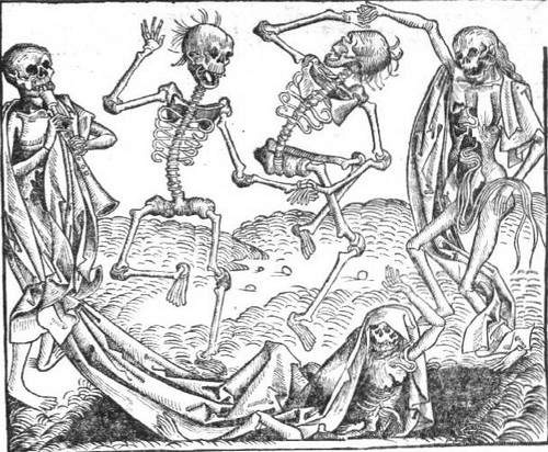danse macabre a.d. 2012