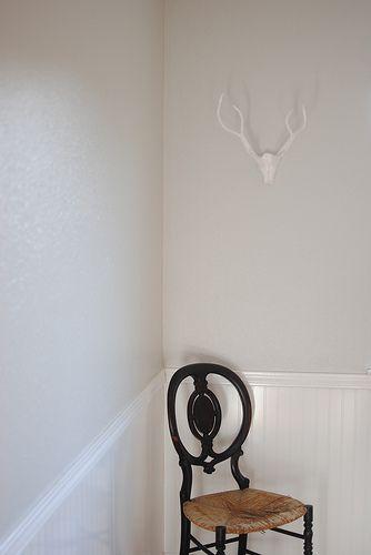 Main house color... valspar seashell gray