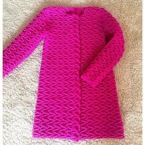 Crochet Patterns to Try: Free Crochet Patterns For 3 Winter Coats - Easy Crochet Winter Coat Ideeas