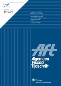 Algemeen fiscaal tijdschrift. Plaats: 33