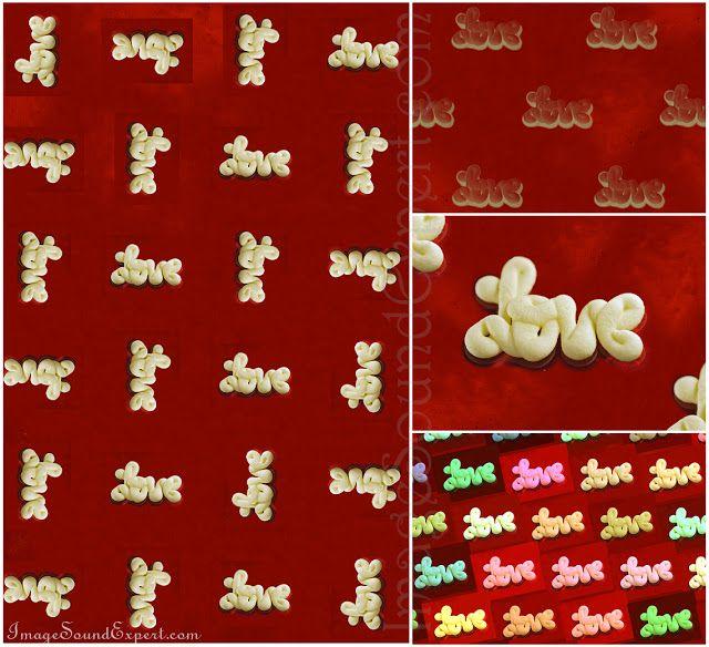 Image and Sound Expert: Background valentines - Love / Hintergrund Valenti...