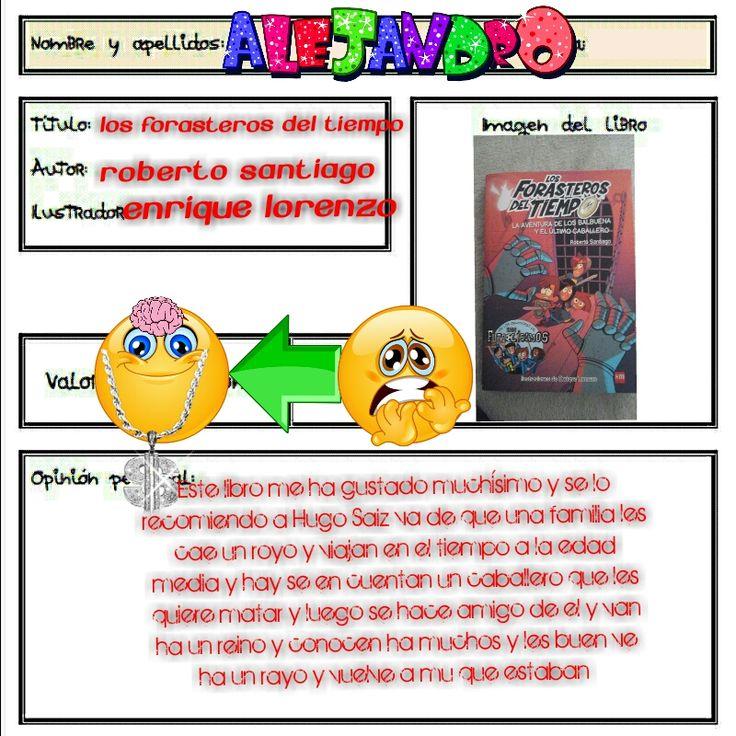 Alejandro nos recomienda una lectura de aventuras