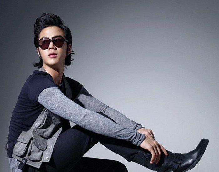 Male Hairstyles Jang Geun Suk hairstyles grey hair