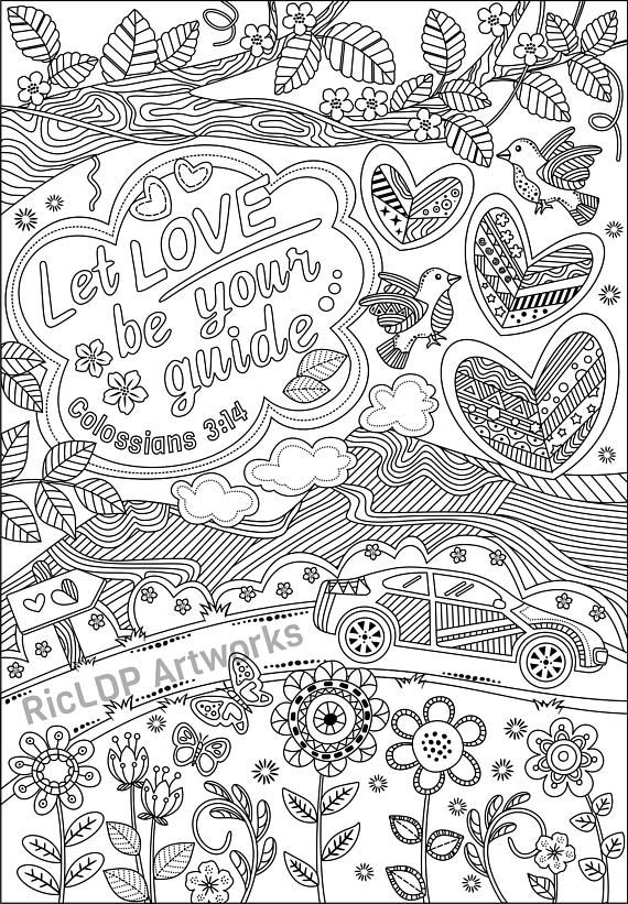 112 best Bible Coloring Pages images on Pinterest | Bible verses ...