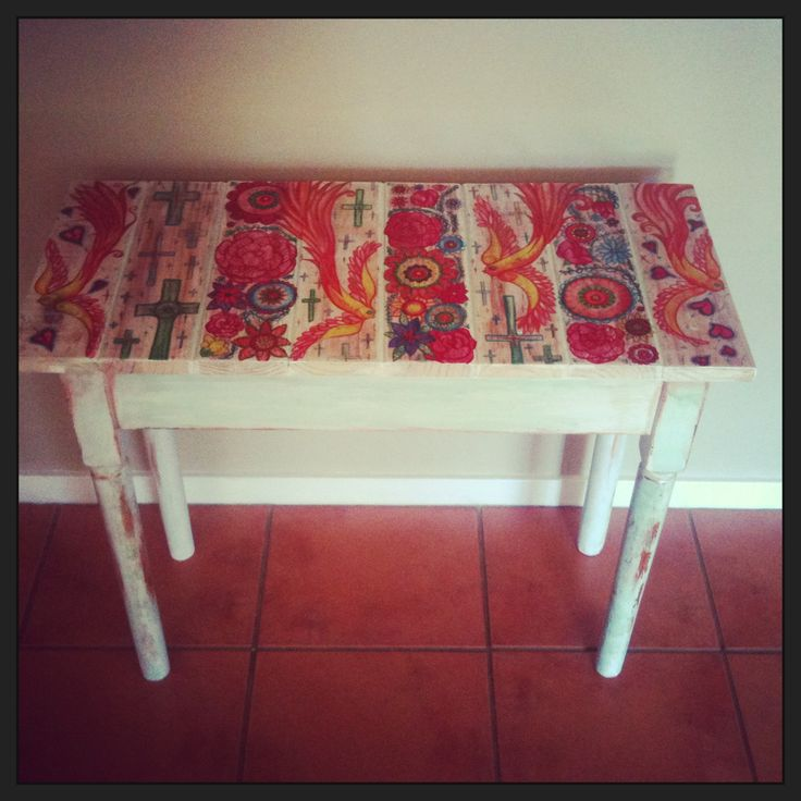 17 Best Images About Mexican Furniture On Pinterest Hand Painted Furniture Furniture And Hand