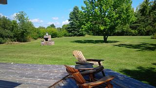 A+lovely+three-bedroom+cottage+is+in+the+heart+of+PEC's+wine+country+++Vacation Rental in Ontario from @homeaway! #vacation #rental #travel #homeaway