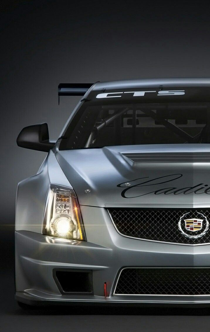 2011 cadillac cts v r coupe racecar