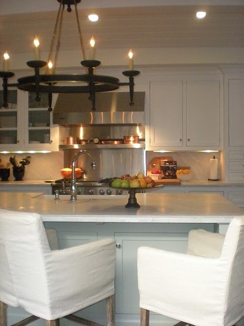 Light @ House Remodel Ideas - want that chandelier!