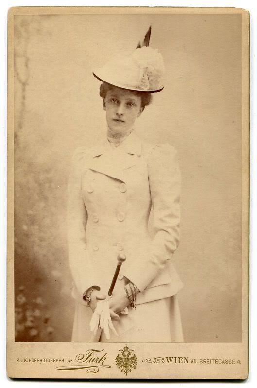 Élisabeth-Marie archiduchesse d'Autriche (ERSZI)