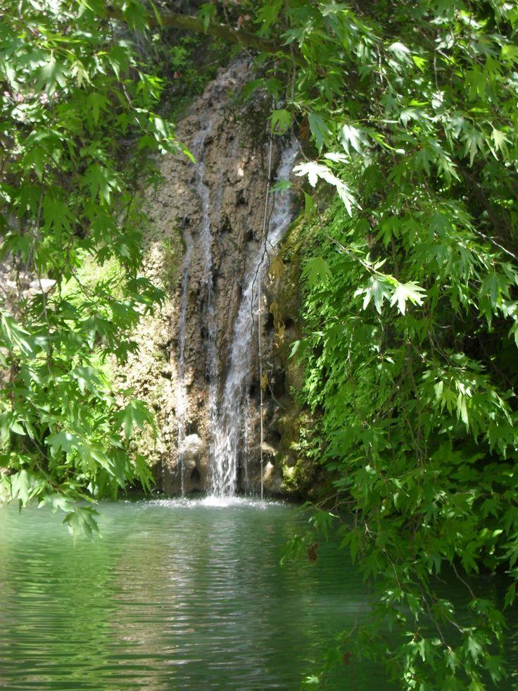 Adonis Baths, Paphos Cyprus