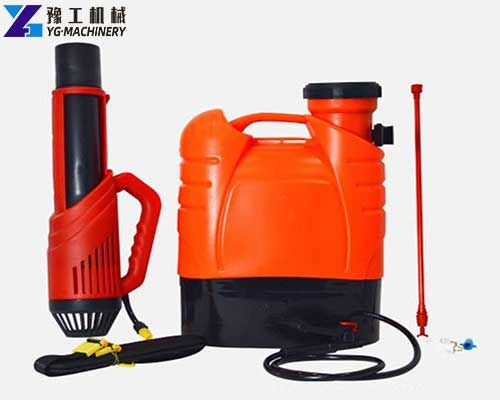 An Electrostatic Backpack Sprayer Is A Spraying Machine That Can Atomize The Chemical Liquid And Charge The Dropl In 2020 Sprayers Professional Backpack Diaphragm Pump