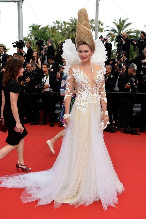 Cannes 2016 : Les pires looks des stars sur le tapis rouge