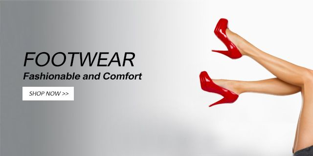 Footwear's world, Buy various range of #sandals, #shoes, #heels and many other footwear's only on #makemyorders.com