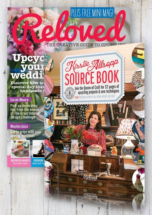 June's issue of Reloved!