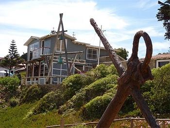 Isla Negra, Chile - Pablo Nerudo's home.