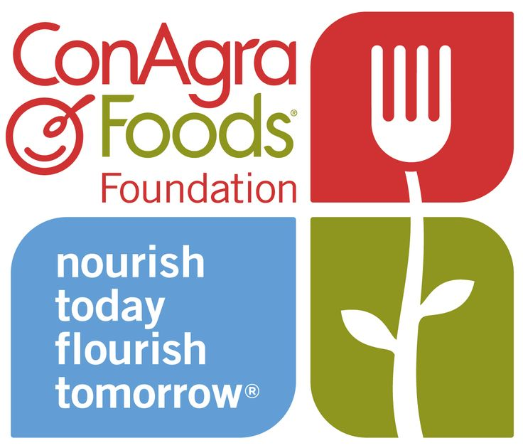 Con Agra Foods Foundation Grant 2013 - Perfect for Food Program Sponsors