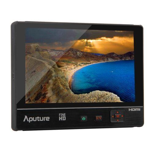 [USD237.00] [EUR212.45] [GBP171.97] Aputure V-Screen VS-2 FineHD 7 inch IPS Screen LCD Video Field Monitor, Support HDMI / YPbPr / AV Input