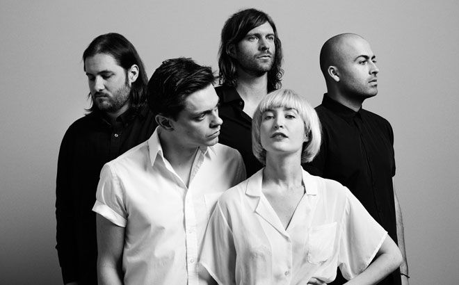 INTRODUCING JULY TALK