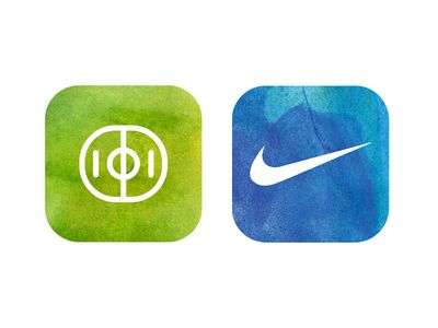 Nike soccer icons