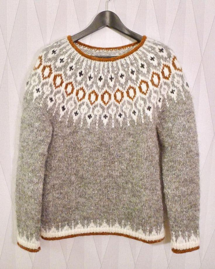 """1,454 Synes godt om, 35 kommentarer – Karolina Broberg (@karolina_broberg) på Instagram: """"Tack så mycket för all fin respons för min version av tröjan Telja!  Jag har fått lite frågor om…"""""""
