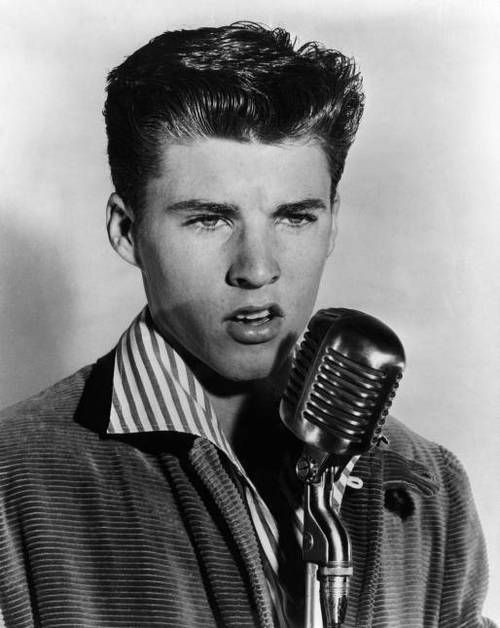 Ricky Nelson 1940 - 1985 (Age 45) Died from Plane crash