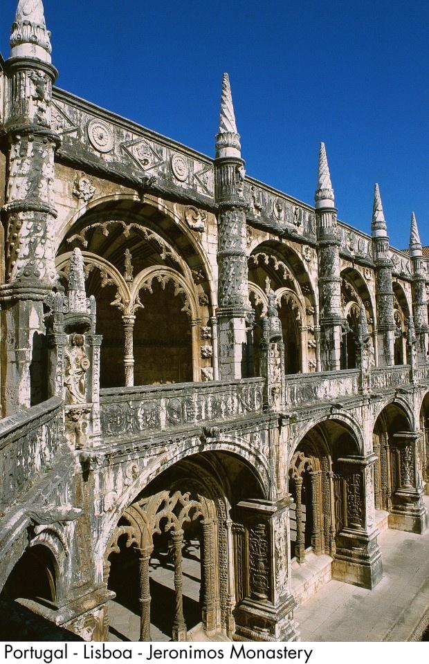 Mosteiro Dos Jerónimos-Portugal!
