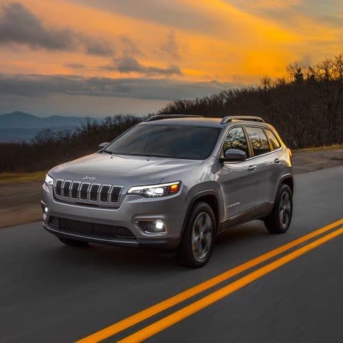 2019 Jeep Cherokee Overview Packages Technology Group Adaptive