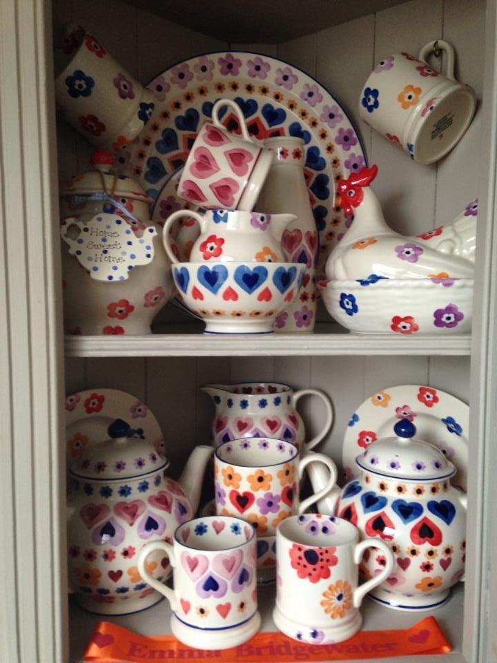 Emma Bridgewater Hearts & Flowers Collection