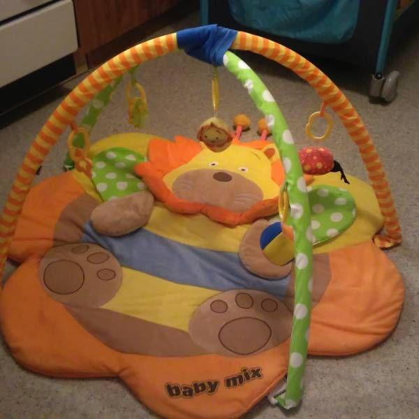 Dětská hrací deka z bazaru