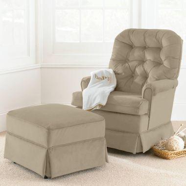 Best Chairs Inc 174 Chloe Rocker Or Ottoman Jcpenney
