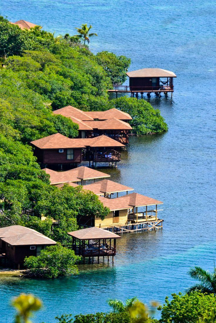 13 best fantasy island beach resort dive and marina for Roatan dive resort