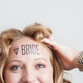 Learn how easy it is to make your own temporary tattoos! FREE wedding design downloads! Can you say bachelorette party?