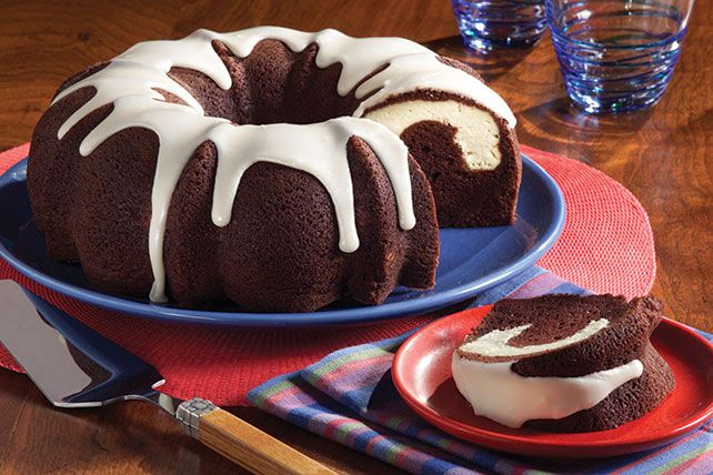Who says you can't please everyone? We think you can with this Chocolate-PHILADELPHIA Tunnel Cake—and you'll be pleased to…