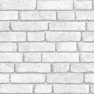 Brick, Tile & Stone Effect Wallpaper   Wall Coverings   DIY at B&Q