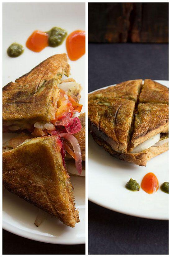 toast sandwich sandwich vegan sandwich recipes entree recipes brunch ...