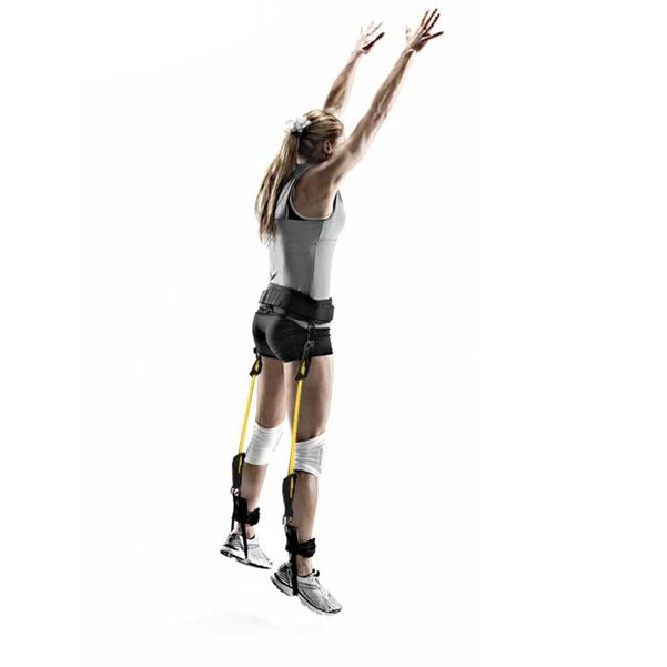 More gadgets like this ➡️ : here Want to jump higher while playing  basketball, volleyball, or other sports? Th…   High jump, Vertical jump  workout, Vertical workout