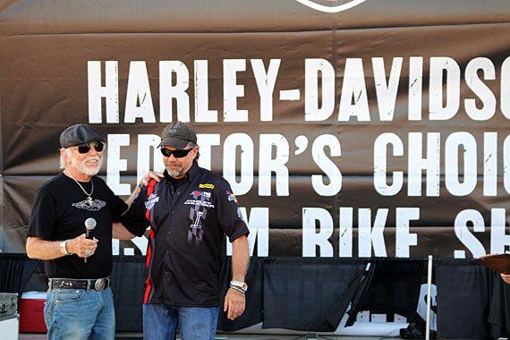 Harley-Davidson Editor's Choice Bike Show Sturgis 2016 #CustomBikes #Sturgis #2016 #H-D