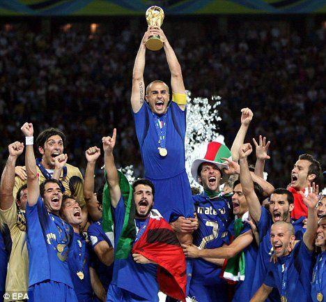 Gli Azzurri - Campioni Del Mondo 2006