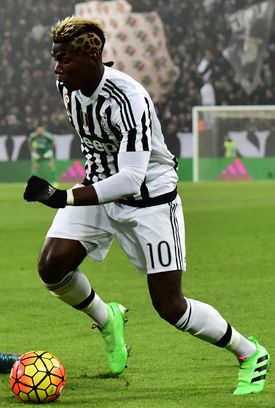 Paul Pogba (Juventus) adidas ACE 16+ Purecontrol