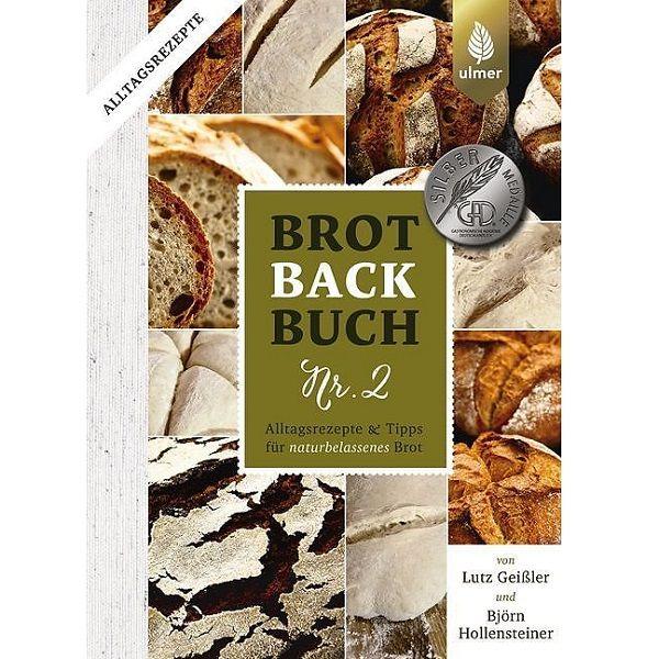 Das Brotbackbuch Nr 2 Von Lutz Geissler Bz 25116412 Brot Backen Brot Brot Selber Machen