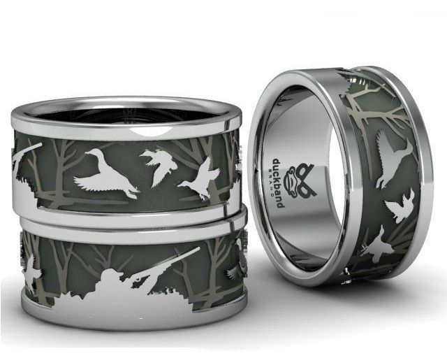 duck band wedding rings 8 best duck bands images on band rings custom 3763