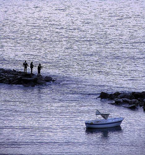 Fisherman, Formia