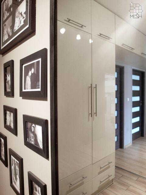 Hall w mieszkaniu prywatnym