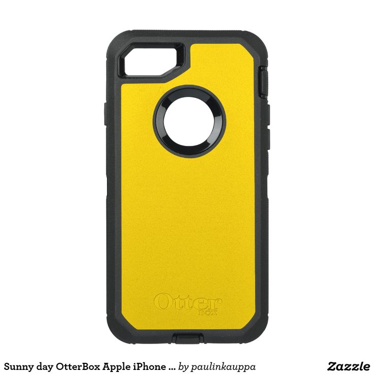 Sunny day OtterBox Apple iPhone 7 Defender Case