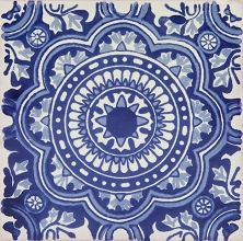 Roseton - Płytki ceramiczne 30 sztuk