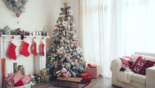 Στολίστε ένα Υπέροχα Χριστουγεννιάτικο Σπίτι με ή Χωρίς Δέντρο!  #Διακόσμηση